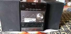 Sony karaoke DVD System