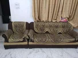 Best condition sofa set urgent sell