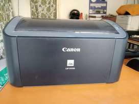 Canon LBP 2900 Printer Almost New Rarely used for Sale