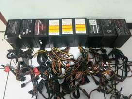Power suplay pure 500watt.