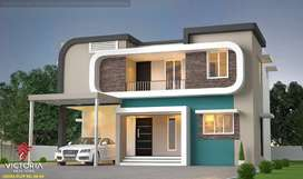 Kodunthirapully- 3 BHK Spacious House for sale with needed amenities