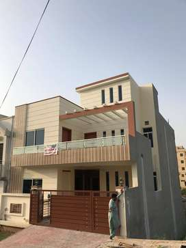 7 Marla brand new (3) Triple Story house for sale in CBR Near PWD Soan