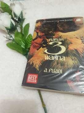 (Novel) Ranah Tiga Warna - Buku Kedua Trilogi Negeri 5 Menara