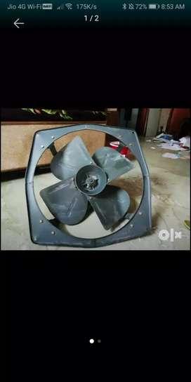 Crompton ducting fan