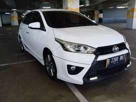 Toyota Yaris TRD Sportivo AT 2016 Putih