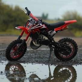 Kids dirt bike 50 cc petrol ( emi available)