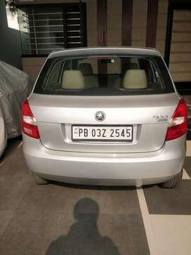Skoda Fabia 2011 Petrol Good Condition