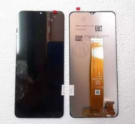 Lcd Touchscreen Samsung A12 / Samsung A125 Oled 2 + Pasang