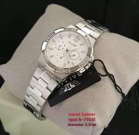Balmer Original tipe B7900 jam tangan wanita