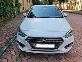 Hyundai Verna Fluidic 1.6 CRDi SX AT, 2019, Diesel