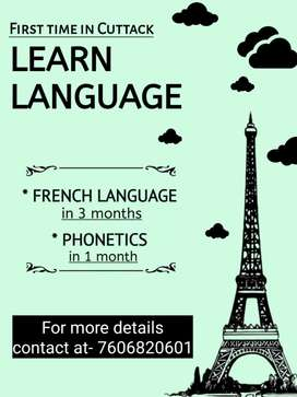 Learn French with me !
