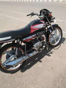 Bike good condition one hand use