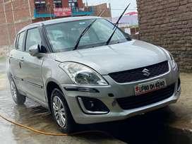 Maruti Suzuki Swift 2015 Petrol Well Maintained
