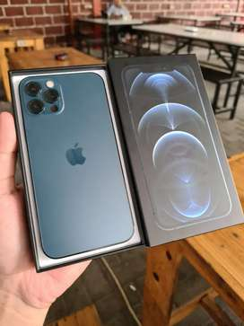 Iphone 12 Pro 128gb Pasific Blue All Operator Aman
