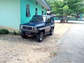 Daihatsu feroza barang bening kaleng sabijian kd bkas bdco