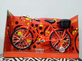 EXQUISITE FUNNY BICYCLE TOY