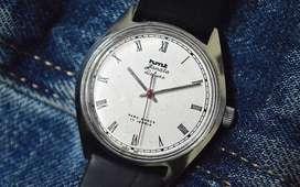 Rare Hmt watches. Vintage Seiko Tissot Timex Fossil Titan Casio omega