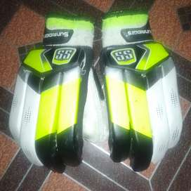 SS cricket original gloves brand new