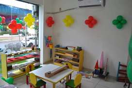 Pre School Kit cum Furniture