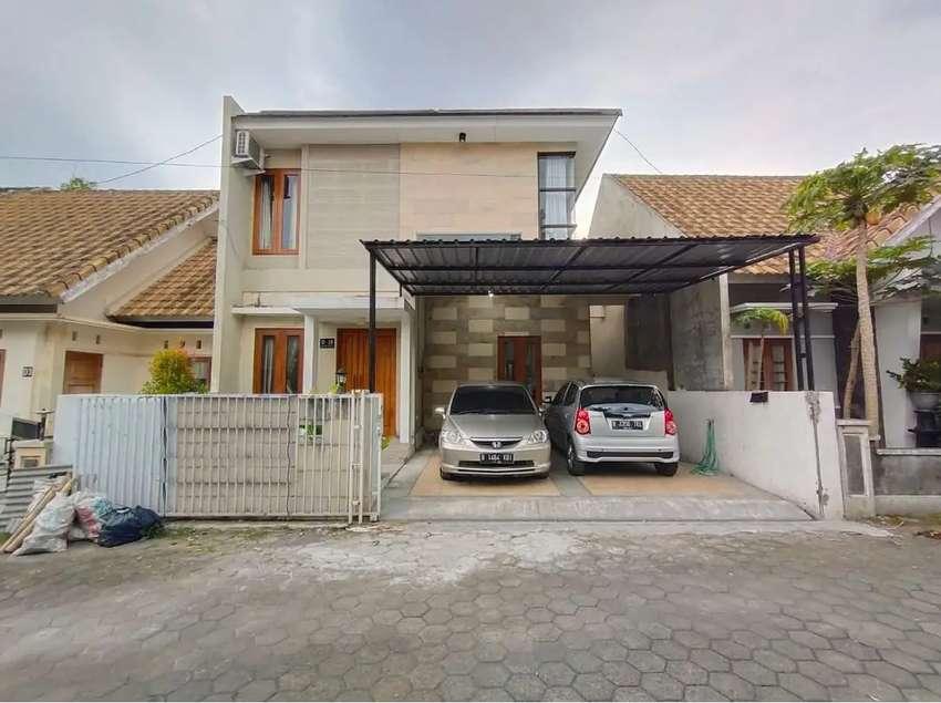 Rumah murah di perumahan di Utara Pamela 6 Condongcatur utara Amikom 0