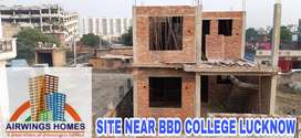 GOOD RENTAL PROPERTY (NEAR BBD COLLEGE) 4 BHK HOUSE SALE ONLY 45 LAKH
