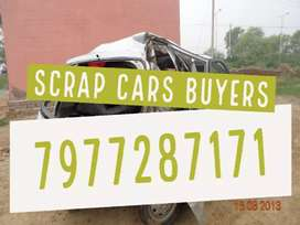 Sggz--- WE BUY ALL TYPES OF SCRAP CARS ACCIDENTAL CARS