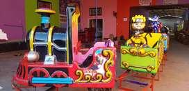 Mainan anak kerrta mini coaster animasi