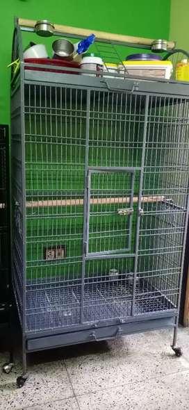 Macow bird cage