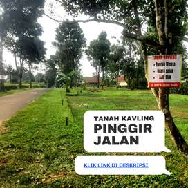 Tanah Subang-Wanayasa Pinggir Jalan