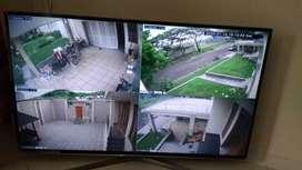 Paket 4 cctv FULL HD murah, bisa pantau via HP, anti air garansi 3th