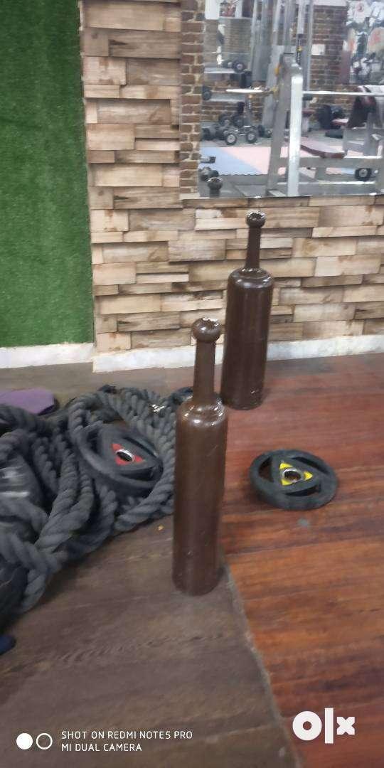 Gym set up sale 0