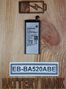 EB-BA520ABE Edition Samsung GALAXY A5 A 5 2017 SM-A520F A520F Battery