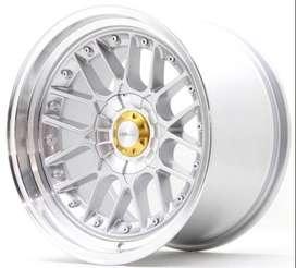 jual jual pelek HSR WHEEL model Atlantic G157 HSR Ring17