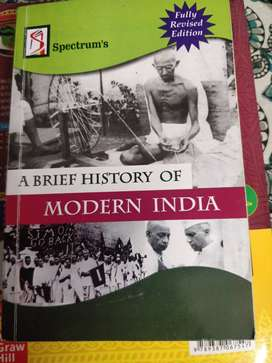UPSC, Brief History of Modern India