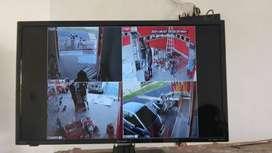 Pemasangan CCTV Cepat dan Rapi