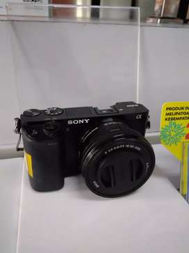 Sony Mirrorless Black