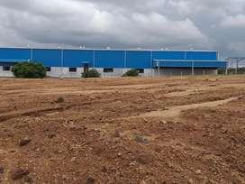 6 Acres industry/investment  Land sale near shoolagiri