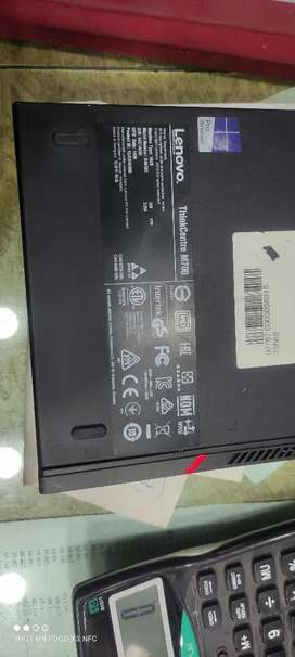 Branded Lenovo thinkcenter M700 mini PC
