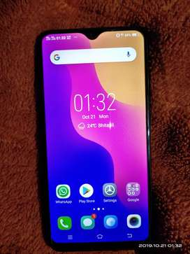 Vivo Y93 3/64 with Box & Charger