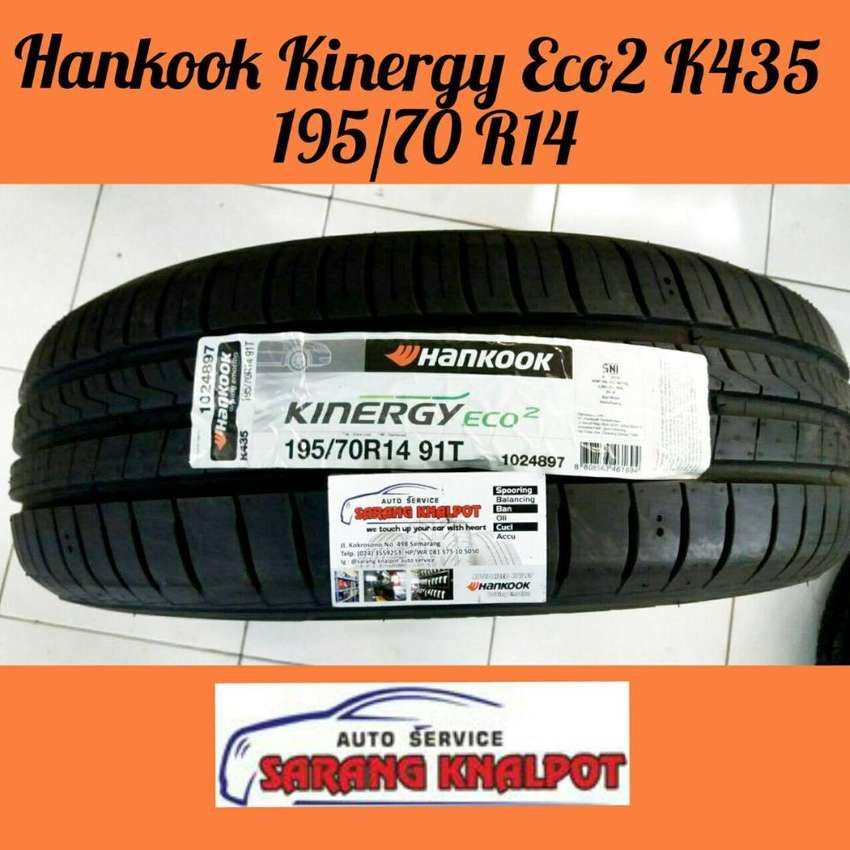 SALE BAN mobil Kijang Innova HANKOOK KINERGY ECO 195/70R14