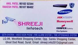 CCTV Security Systems.