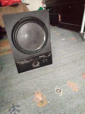 50 w woofer with box