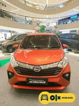 [Mobil Baru] PROMO SUPER AHIR TAHUN DAIHATSU SIGRA
