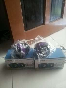 Speaker advance new bisa laptop, HP, pc DLL gratis kirim