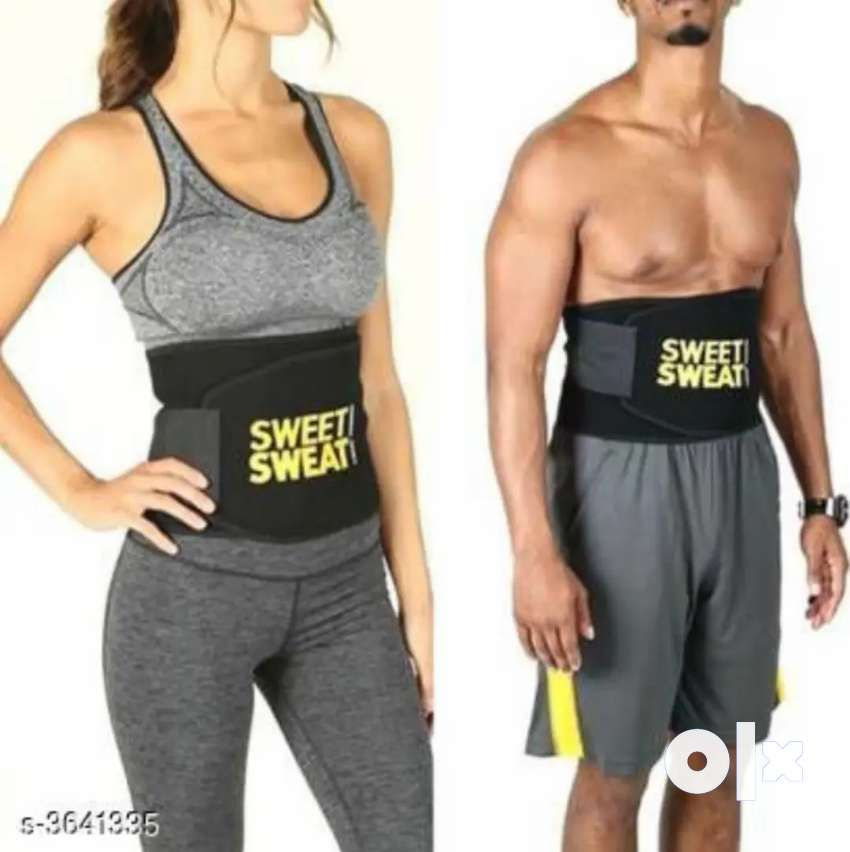 Mens and womens sweat Slim Belt