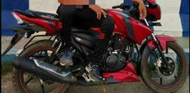 RTR 160 fully new