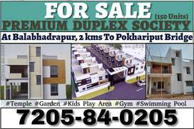 DUPLEX FOR SALE - 2Kms FROM POKHARIPUT