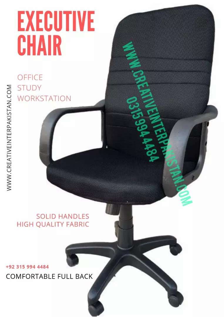 Revolving Office Chair relaxseating highvariety Study Furniture Table 0