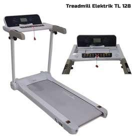Treadmill elektrik Transformer TL128 Dijamin asli?Auto Incline gym 654
