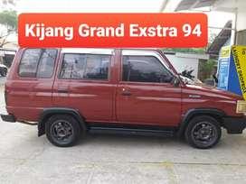 Baleno Grand Exstra 94  jos mantab BE pajak baru